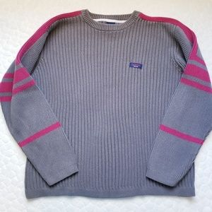 Vintage Tommy Hilfiger sweater knit jumper striped